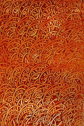 Colour Complexion Orange